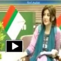 Nabeel Gabol Flirting With Ary Anchor Sadaf Abdul Jabbar of Ab Tak Program Host