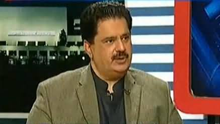 Nabil Gabol Telling What Kind of Duties MQM Wanted From Him & Why He Left MQM