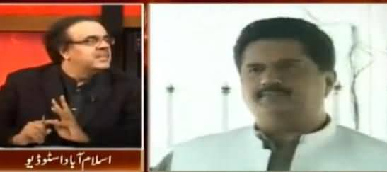 Nabil Gabol Wanted to Join PTI Instead of MQM, But He Could Not Join - Dr. Shahid Masood