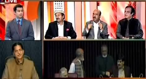 Nadeem Afzal Chan Reveals That MPAs Keep Showing Their Votes Before Casting