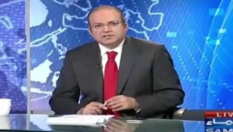Nadeem Malik Analysis On Terrorists Attacked Rangers In Karachi