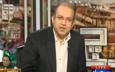 Nadeem Malik Blasts Ch. Nisar & PMLN Govt For Not Registering FIR of Samaa News