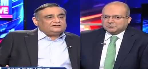Nadeem Malik (Dr. Asim Hussain Exclusive Interview) - 17th October 2017