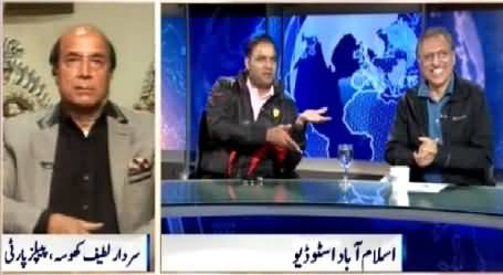 Nadeem Malik Live (2015 Will Be Election Year - Imran Khan) – 24th February 2015