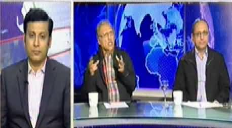 Nadeem Malik Live (Army Action & 21st Amendment Approved) - 6th January 2015
