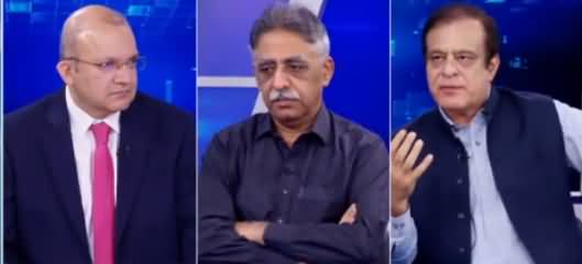 Nadeem Malik Live (Army Chief's Extension For Three Years) - 19th August 2019