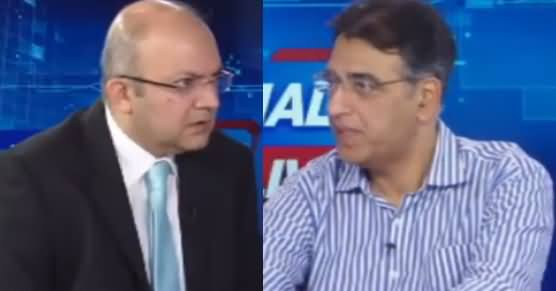 Nadeem Malik Live (Asad Umar Exclusive Interview) REPEAT - 18th April 2019