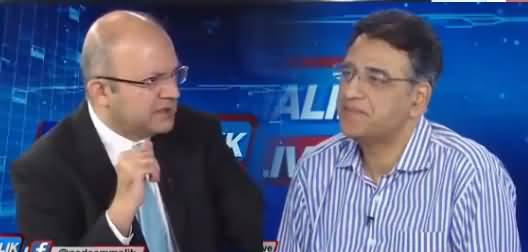 Nadeem Malik Live (Asad Umar Exclusive Interview) REPEAT - 4th October 2018