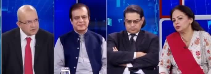 Nadeem Malik Live (Asif Zardari Ki Giraftari, PPP Ke Liye Dhachka) - 10th June 2019