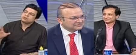 Nadeem Malik Live (Ayaz Sadiq's Statement) - 2nd November 2020
