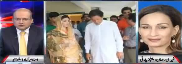 Nadeem Malik Live (Ayesha Gulalai's Allegations) - 1st August 2017