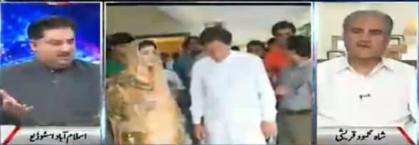 Nadeem Malik Live (Ayesha Gulalai's Allegations) - 3rd August 2017
