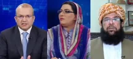 Nadeem Malik Live (Azadi March, Media Censorship) - 28th October 2019