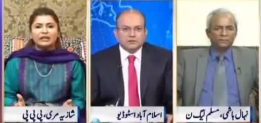 Nadeem Malik Live (Bharat Ki Pakistan Ko Dhamkian) – 11th April 2017