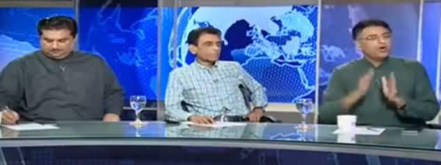 Nadeem Malik Live (Bharat Ko Jang Mehngi Pare Gi?) - 27th September 2016