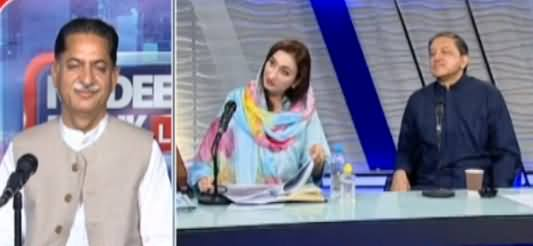 Nadeem Malik Live (Big Setback For Nawaz Sharif) - 24th June 2021