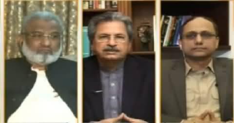 Nadeem Malik Live (Bilawal Zardari May Join PMLQ) – 22nd January 2015