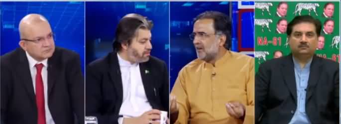 Nadeem Malik Live (Budget, Opposition, Other Issues) - 12th June 2019