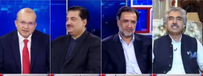 Nadeem Malik Live (Chairman Senate, Other Issues) - 31st July 2019