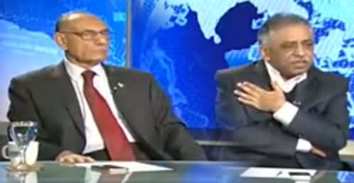 Nadeem Malik Live (Challenges For New Army Chief) – 22nd November 2016