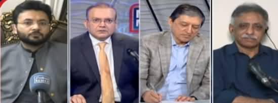 Nadeem Malik Live (Civil Military Relations, Inflation) - 18th October 2021