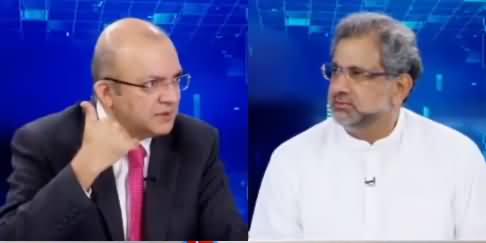 Nadeem Malik Live (Dailymail Allegations on Shahbaz Sharif) - 15th July 2019