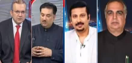 Nadeem Malik Live (Destruction Due to Rains in Karachi) - 25th August 2020