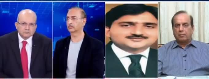 Nadeem Malik Live (Disappointing Economic Policies) - 15th April 2019