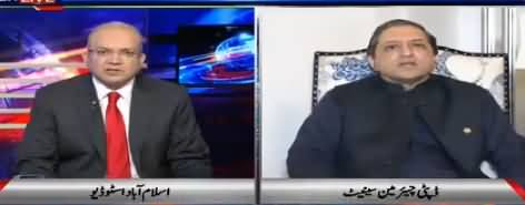 Nadeem Malik Live (Discussion on Current Issues) - 16th April 2018