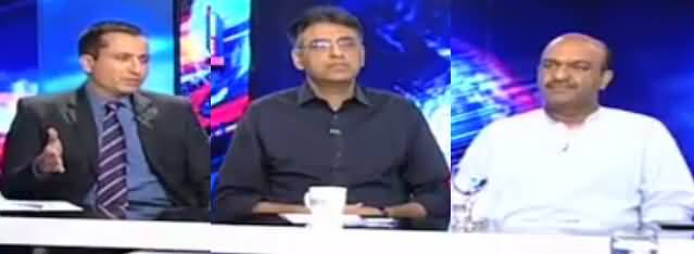 Nadeem Malik Live (Discussion on Current Issues) - 24th October 2017