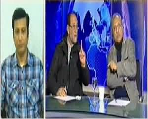Nadeem Malik Live (Does Musharraf Want to Demolish Sindh Govt?) - 29th December 2014