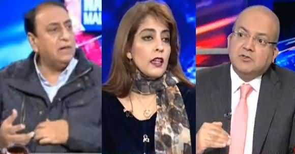 Nadeem Malik Live (Dollar Ki Qeemat Mein Record Izafa) - 12th December 2017