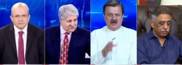 Nadeem Malik Live (Dollar Rate Aur Mehngai Mein Izafa) - 16th May 2019