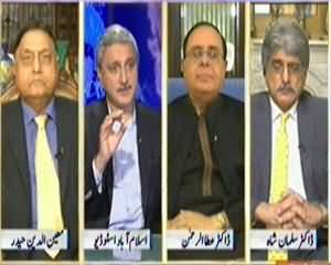 Nadeem Malik Live (Drone Hamlo Par Aik Aur Resolution) - 10th December 2013