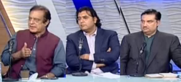 Nadeem Malik Live (Electronic Voting Machine Controversy) - 22nd September 2021