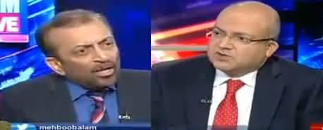 Nadeem Malik Live (Farooq Sattar Exclusive Interview) - 28th February 2018