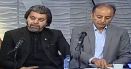 Nadeem Malik Live (Fawad Chaudhry's Interview) - 24th June 2020