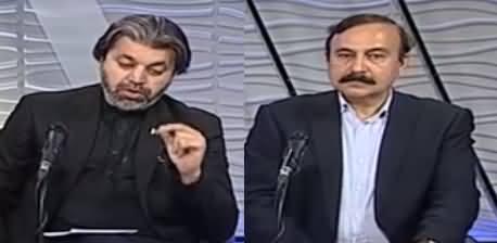 Nadeem Malik Live (Ghaddari Ke Muqadmat) - 7th October 2020