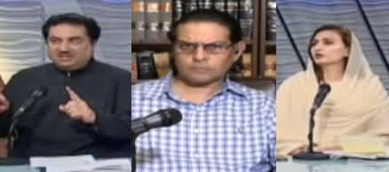 Nadeem Malik Live (Govt And Opposition's Blame Game) - 23rd July 2020