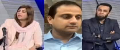 Nadeem Malik Live (Govt Aur Opposition Mein Mahaz Arai) - 22nd February 2021
