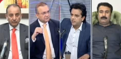 Nadeem Malik Live (Govt Decides to Ban TLP) - 14th April 2021