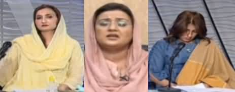 Nadeem Malik Live (Govt Failed To Control TLP Protests) - 19th April 2021