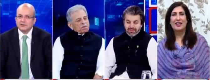Nadeem Malik Live (Hakumat Aur Opposition Ka Takrao) - 29th May 2019