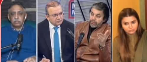 Nadeem Malik Live (Hakumat Aur Opposition Ki Mahaz Arai) - 21st December 2020