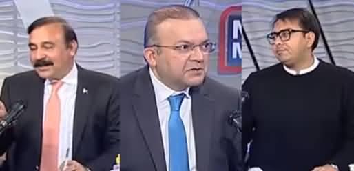 Nadeem Malik Live (Hakumat Aur Opposition Mein Mahaz Arai) - 26th January 2021