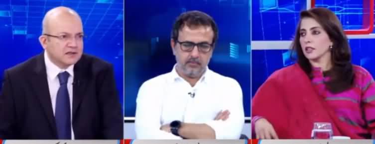 Nadeem Malik Live (Hakumat Ka Tabdeeli Nara, APC) - 25th June 2019