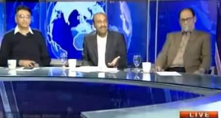Nadeem Malik Live (Hakumat Ki Karkardagi) - 25th November 2015