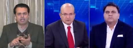 Nadeem Malik Live (IMF Deal, PAC Issue) - 12th February 2019