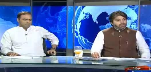 Nadeem Malik Live (Important Meeting in GHQ) - 7th June 2016