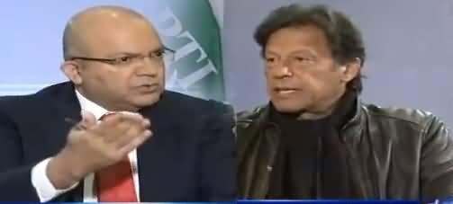 Nadeem Malik Live (Imran Khan Exclusive Interview) - 28th December 2017
